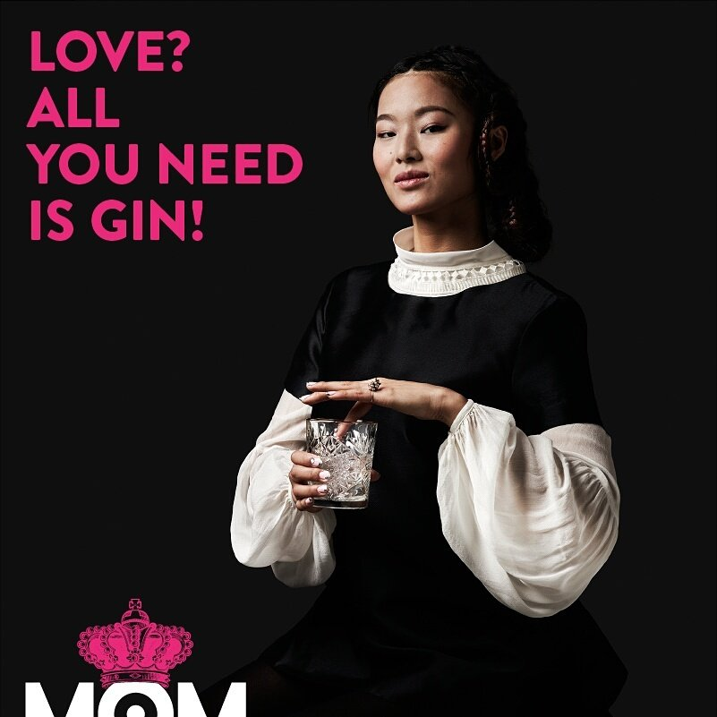 Love? All You Need Is Gin! ♔♔♔♔♔ #queenofthegins https://t.co/7B9tCmbi2r