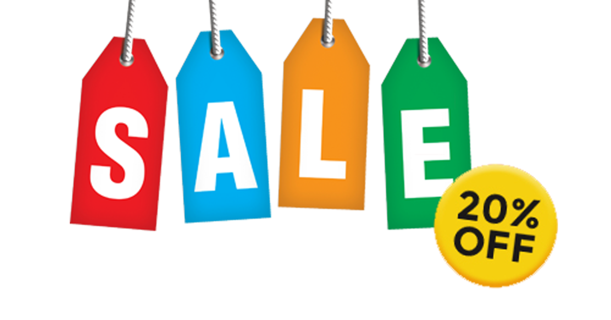 Image result for 20% off sale