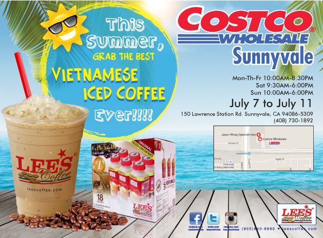 Lee S Sandwiches On Twitter Grab Our Coffee At Costco Sunnyvale