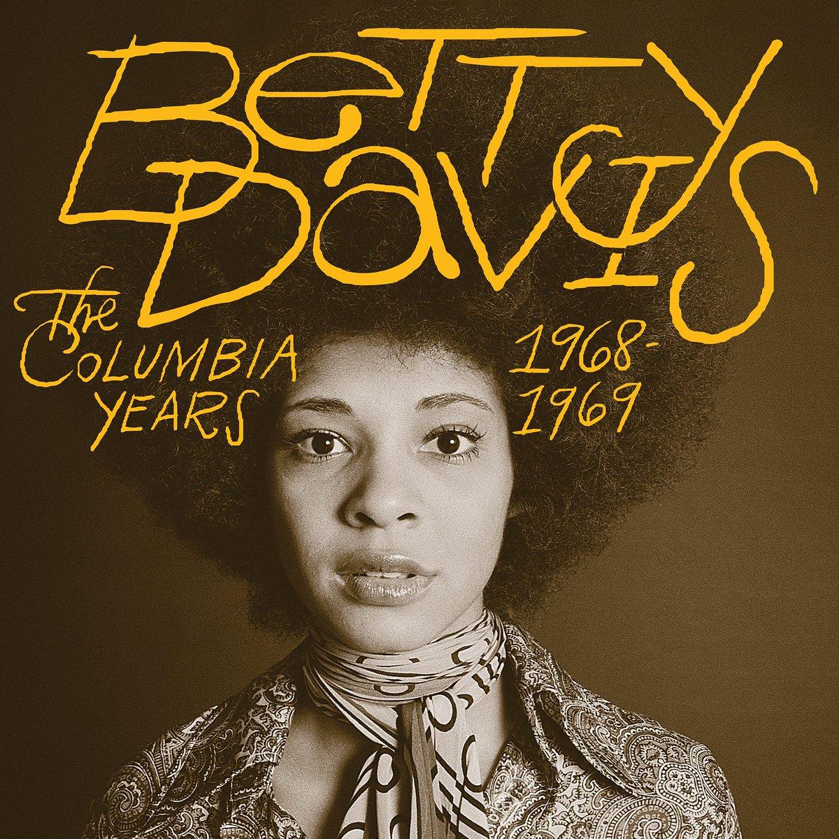 Never-Before-Heard 1968-1969 Sessions With Miles! #BETTYDAVIS #MilesDavis #nastygal https://t.co/ka8a91rRcb https://t.co/9Npfx23Dzz