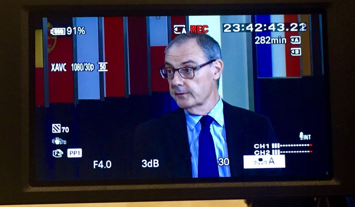 Brexit Defense industry impact, Interview with Amb. David O'Sullivan .@EUAmbUS @EUintheUS @FedEdJill @defense_news