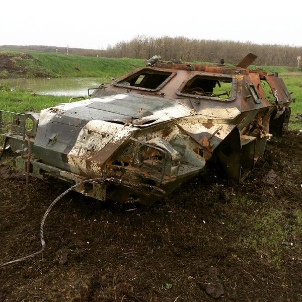 الجيش السوري يحصل على مدرعات BPM-97 vystrel CmDdp9TWIAAmmQf