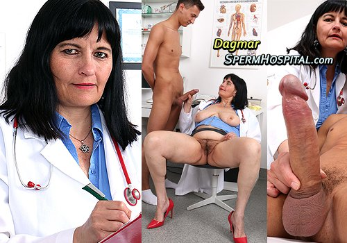 Nurse sperm hospital, lesbian sex on tube