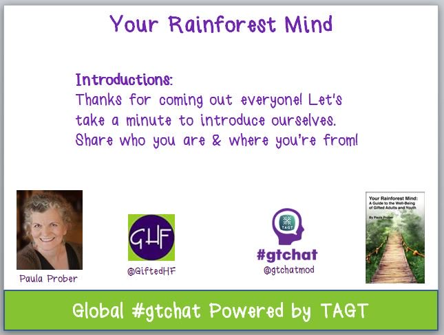 Thanks for coming out all! Let's take a min to introduce ourselves. Share who you are & where you're from! #gtchat https://t.co/9HOOKovR2K