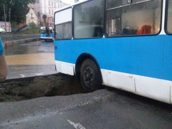 Взрыв газа уничтожил дом на Житомирщине - Цензор.НЕТ 4407