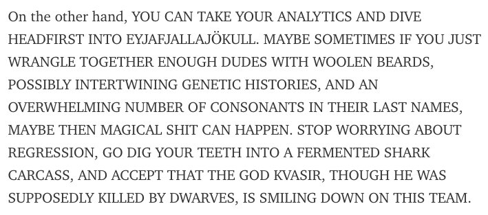 the ringer's analysis of iceland's chances for #euro2016 seemingly inspired by @rvkgrapevine https://t.co/DakQ0B3D5A