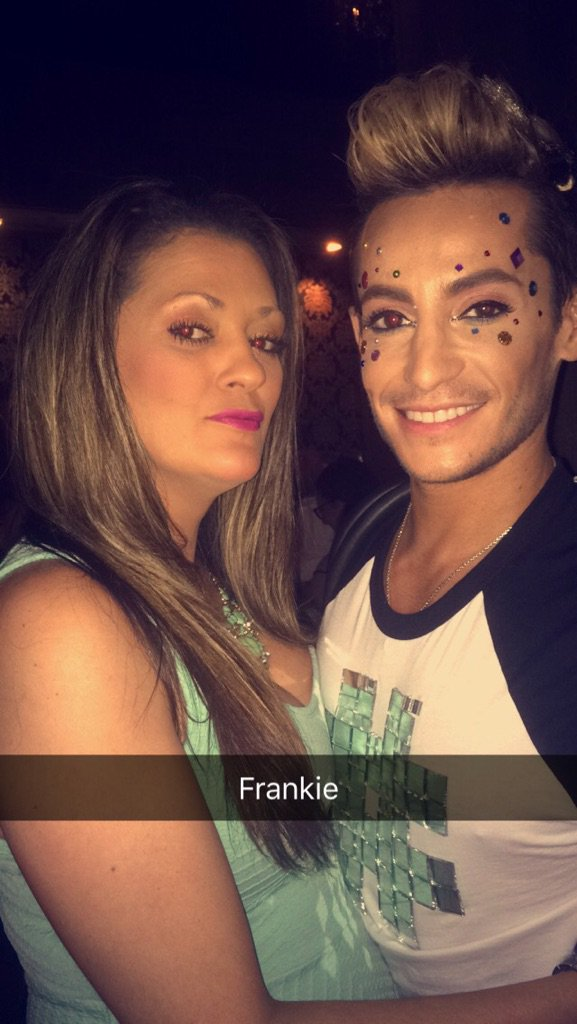 #BB18NYCPREMIEREPARTY loveeeee my @FrankieJGrande #epicness https://t.co/PHLqeUz8nL