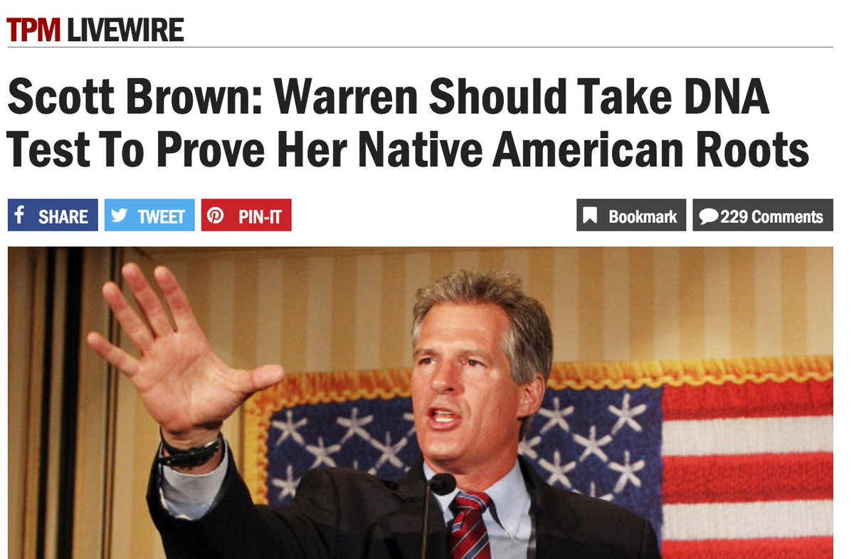 Thumbnail for Why Elizabeth Warren's Claims to Native Identity are a Problem