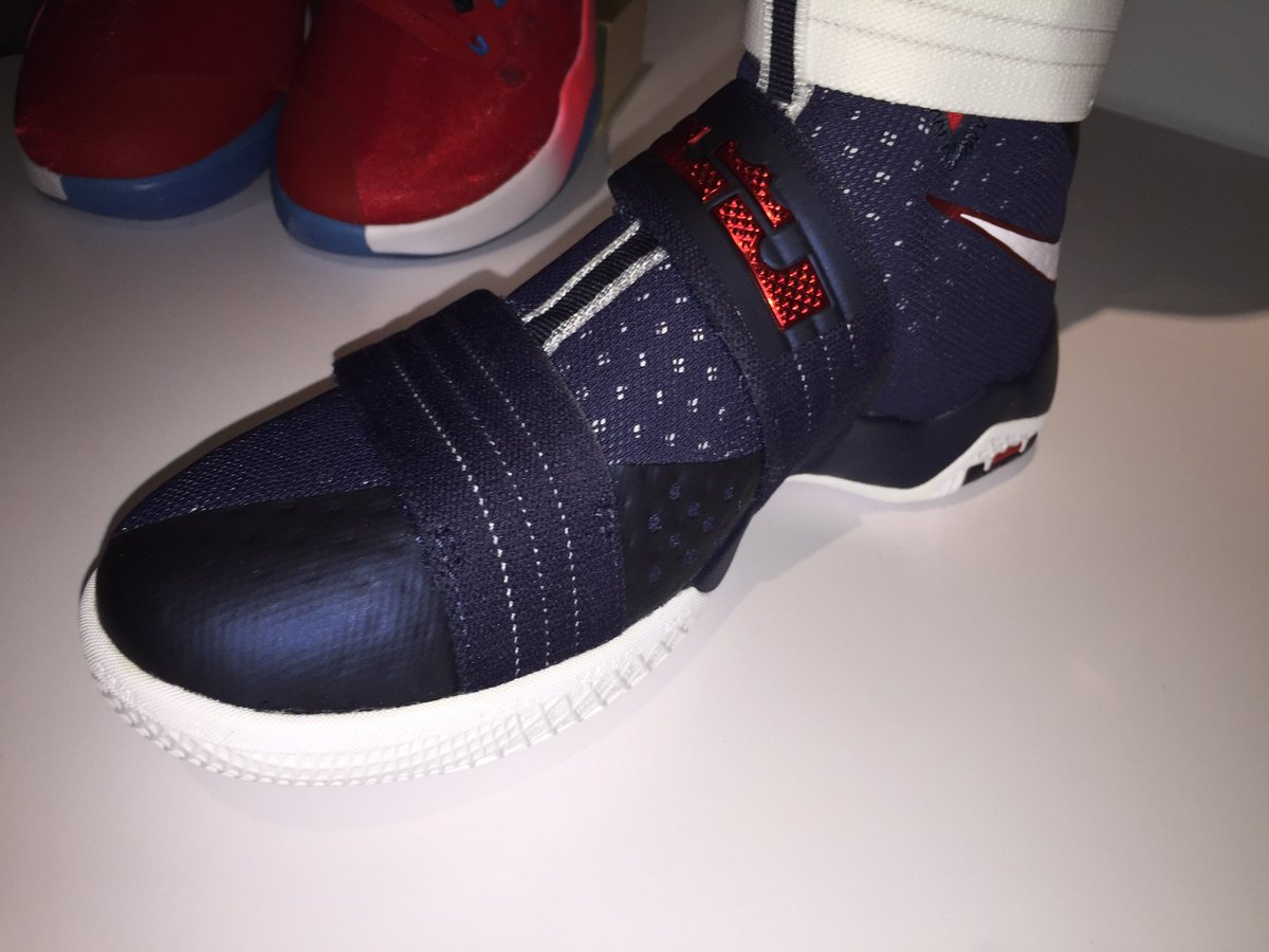 new styles 5e387 48d9e FIRST LOOK  Nike options for USA Basketball players in Rio -- Kyrie 2,