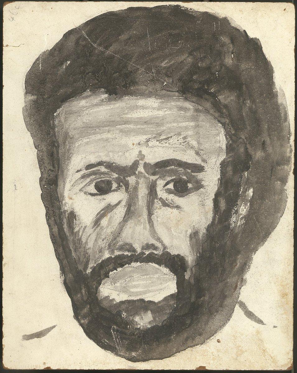 Remembering life and work of Edward Koiki Mabo on his 80th  birthday. Image: Self-portrait, https://t.co/uqBj0qpEVY https://t.co/IZDkJHTyGo