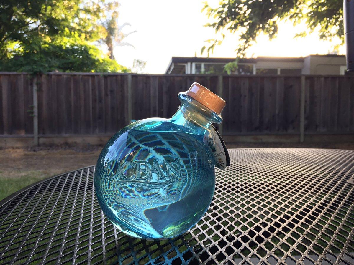 庭の桃を漬けるためにウォッカを買いに行ったら、ちょっと可愛いボトルのがあったので買ってしまった。空にした後は赤いエナジードリンク入れて体力回復したり、黒い液体入れてカルマ下げたりしたい。 https://t.co/oWIrfJnrCr