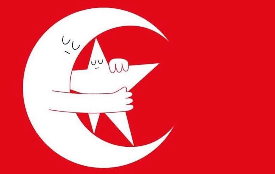 We're going to hug you so tight that all of your broken pieces will stick back together.  Hasbunallah #PrayForTurkey https://t.co/7xBhP1IkwD