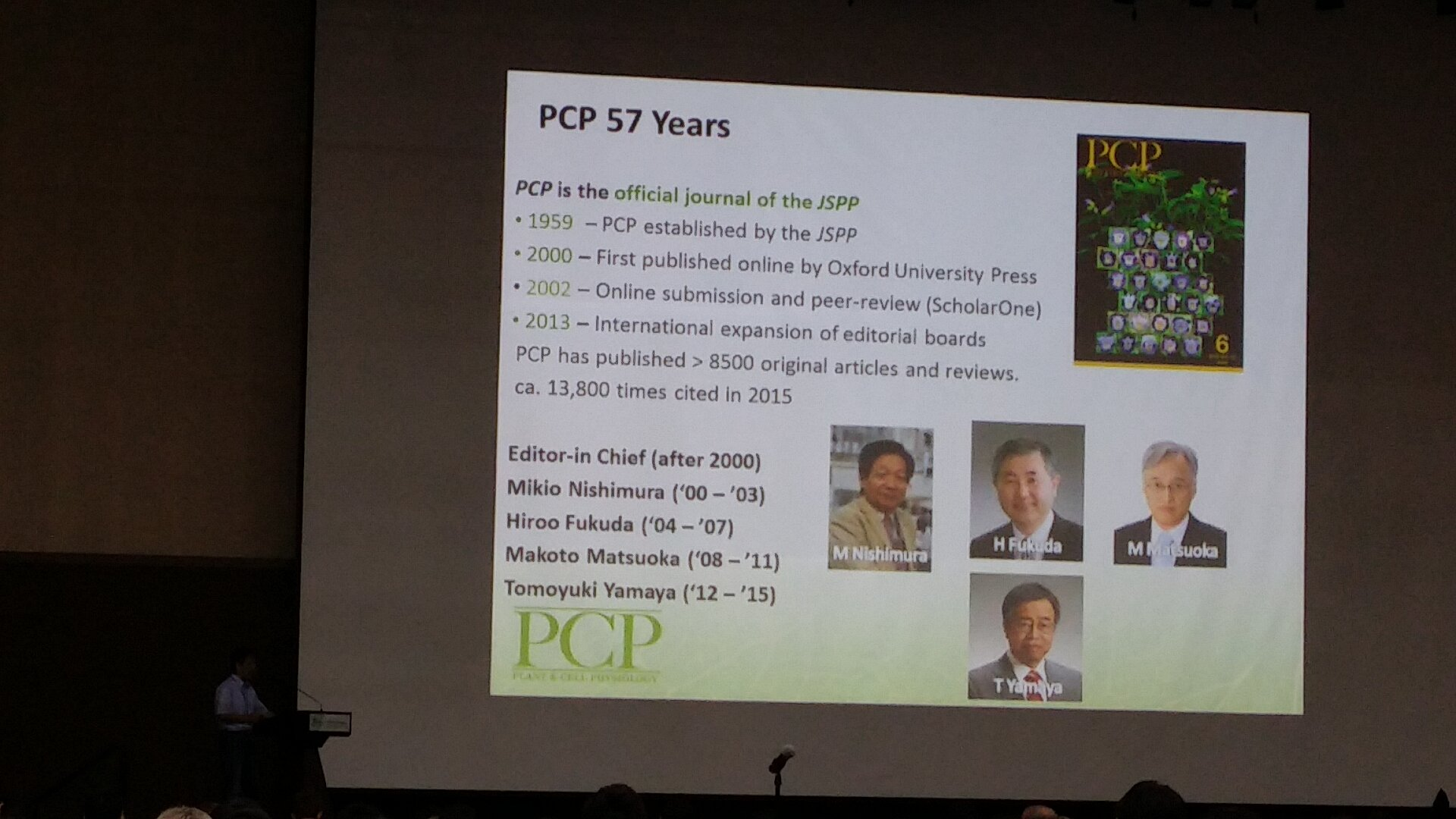 Excited! Dr. Sakakibara RIKEN CSRS at #ICAR_2016 to promote PCP Plant and Cell Physiology https://t.co/iN1tcVYD1P