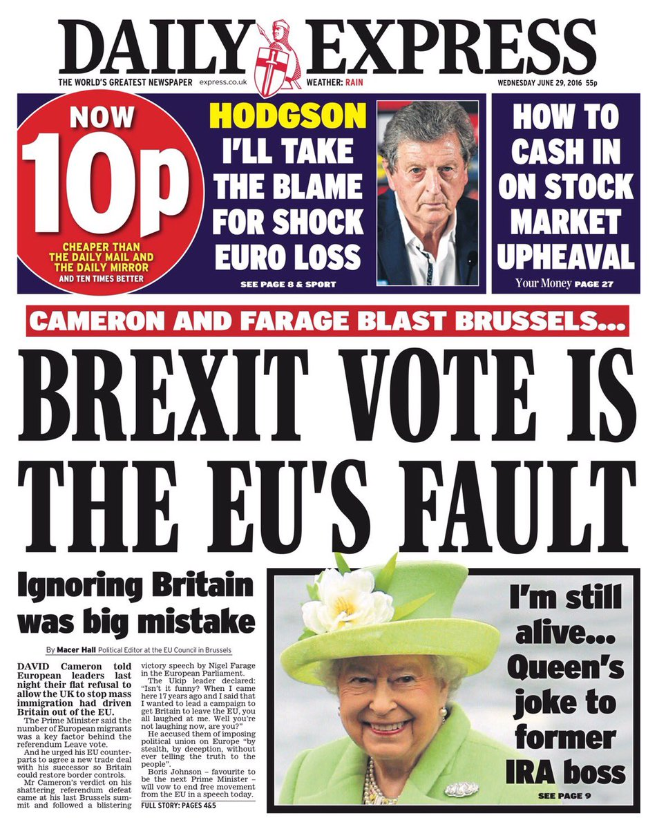 Ladies and Gents > peak Daily Express has been achieved https://t.co/J3qeqN8Nu4