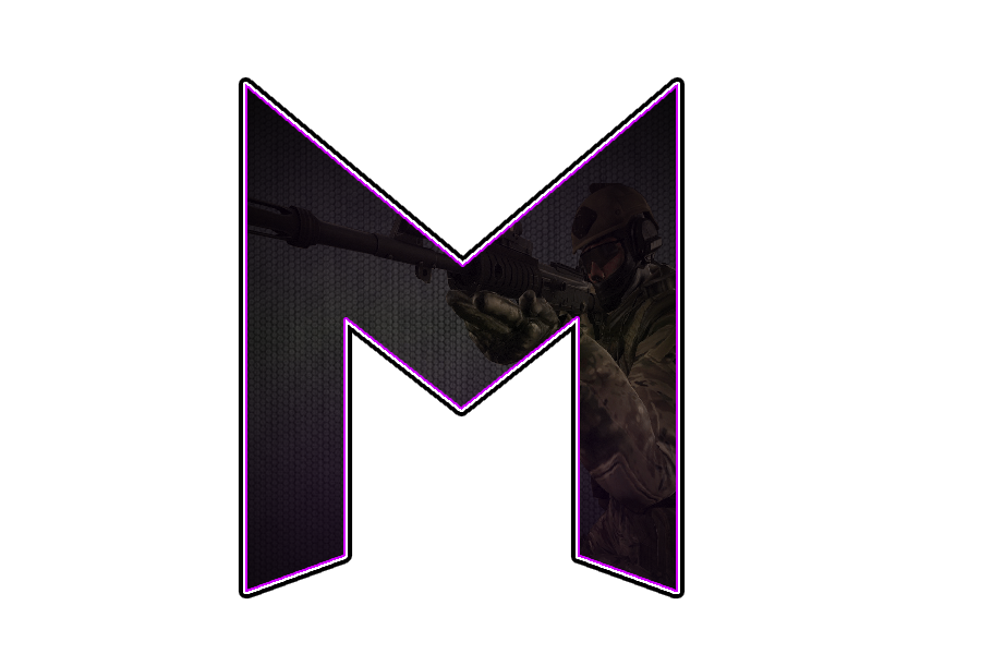 Ryze Golden BeatsGFX On Twitter Free Letter M For A Clan Logo If You Are Looking Banner Or Thumbnail DM Me