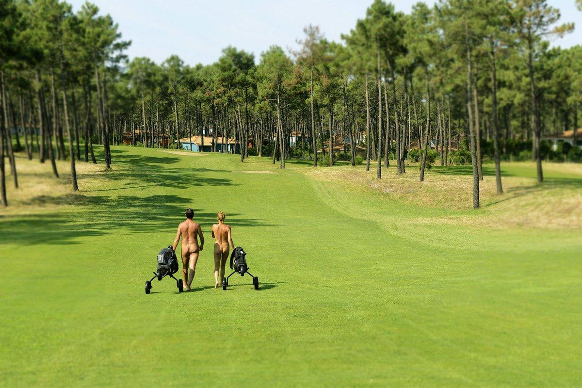 La Jenny Naturist Golf Course: Revisiting Six Holes of