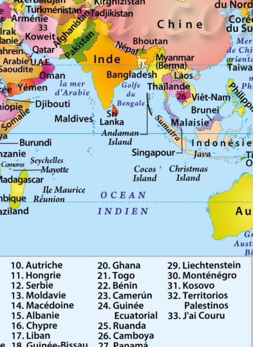 Mer Thailande Carte.Daniel Glazman On Twitter Sublime Traduction De Carte