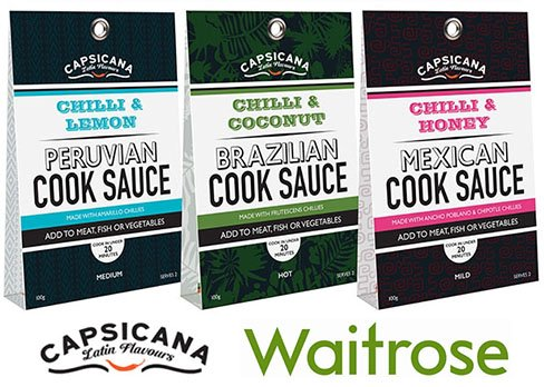 Enter our #competition to win a case of Cook Sauces from @Capsicana. Tasty #LatinFlavours https://t.co/qNT19PFFcN https://t.co/dqWQdCibR6