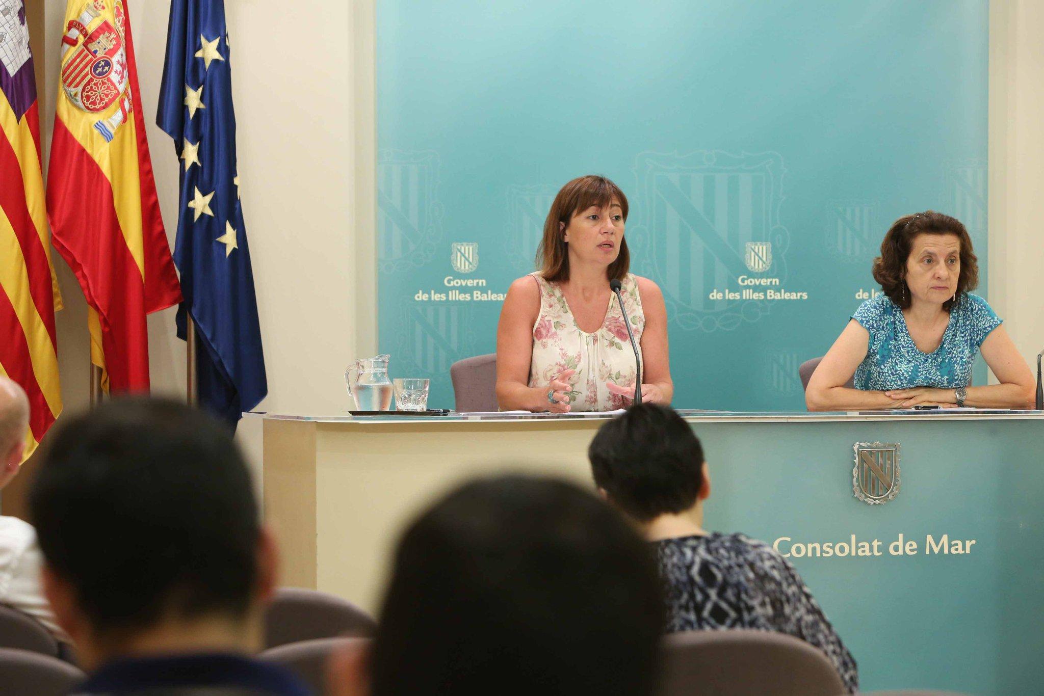 Un total de 406 personas ya cobra la renta social garantizada en Baleares