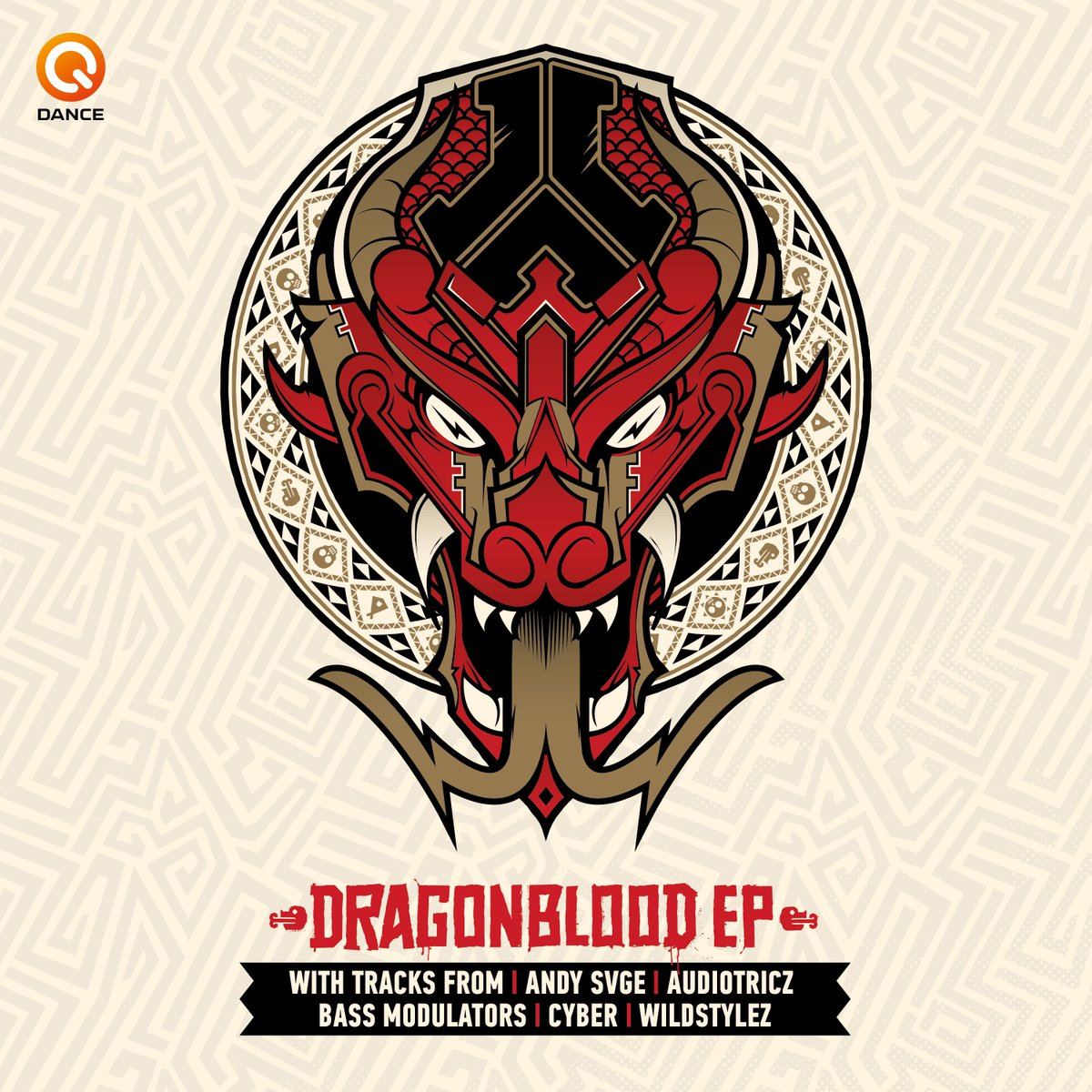 Bass Modulators Bm On Twitter The Defqon1 Dragonblood Ep Is Out