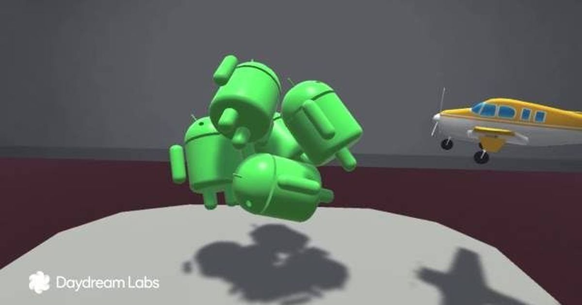 Google Daydream tool lets anyone easily create VR animations