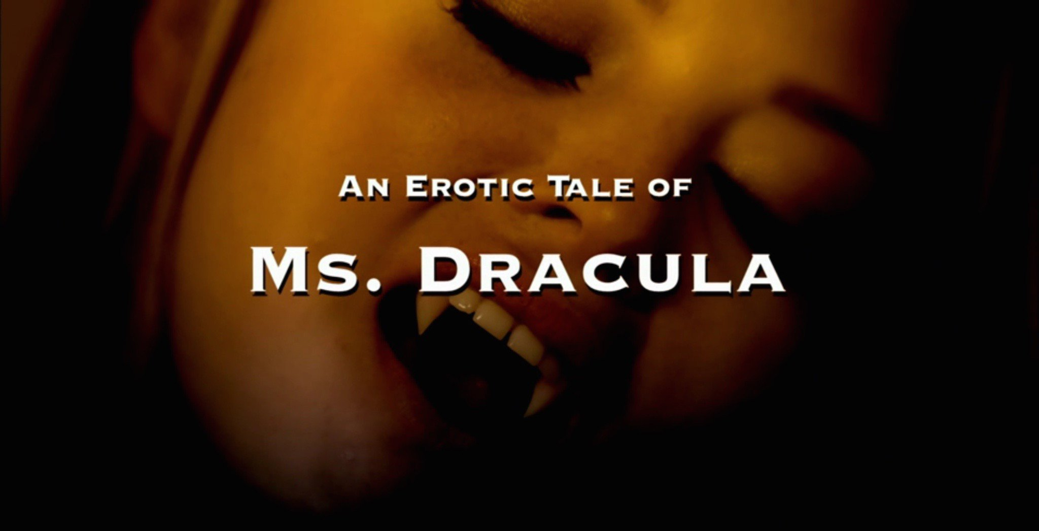 """An Erotic Tale Of Ms Dracula paul d. feltovich on twitter: """"just watched"""