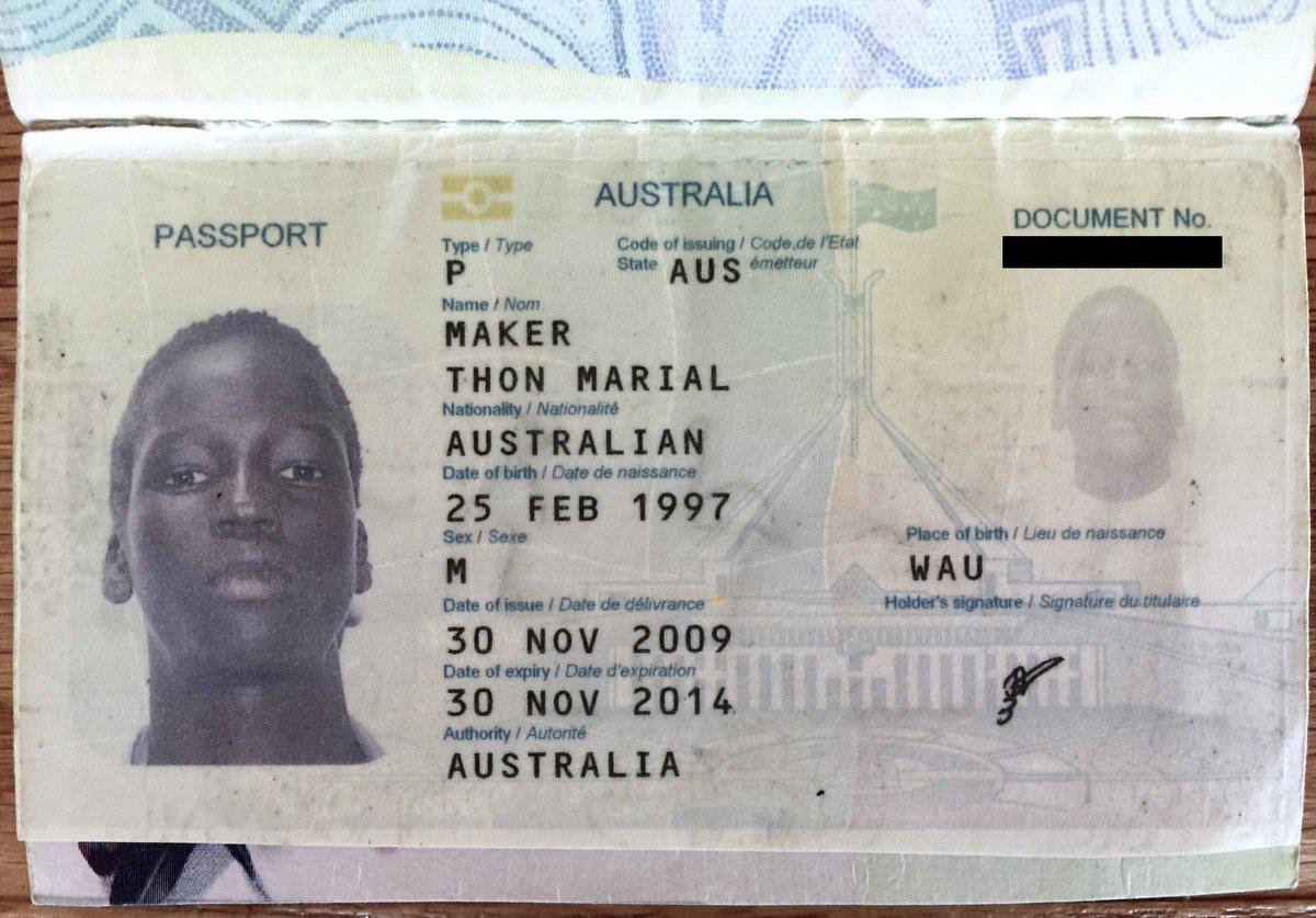 Sky smith on twitter thonmaker expired passport issued by sky smith on twitter thonmaker expired passport issued by australian government nov 30 2009 pictured 12 yo thon dob feb 25 1997 aiddatafo Choice Image