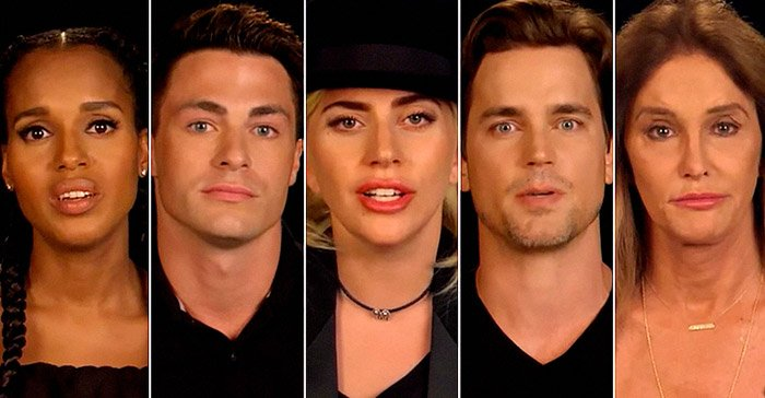 """49 Celebrities Pay Tribute to #Orlando Victims in Moving Video"" https://t.co/BbVypSua1o https://t.co/UBiosAbj9e"
