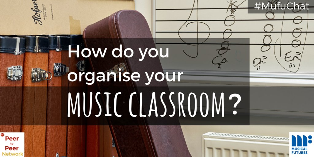 Thumbnail for How do you organise your music classroom?