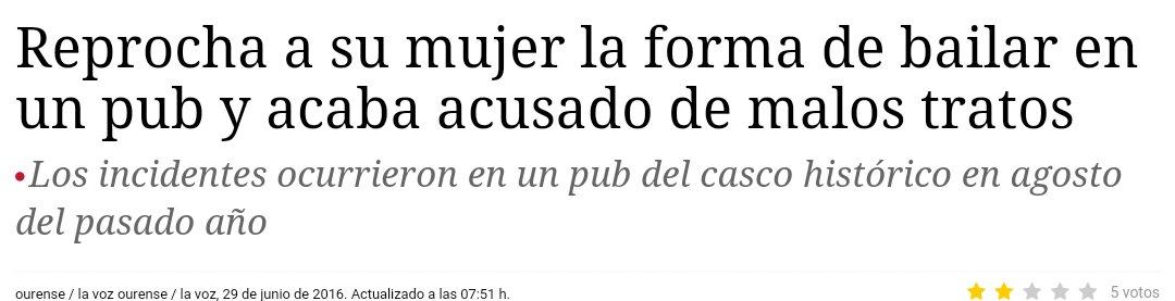 """Atentos a lo que @lavozdegalicia define como """"REPROCHAR"""". MENUDA VERGÜENZA. https://t.co/b6kbDxxoLv"""