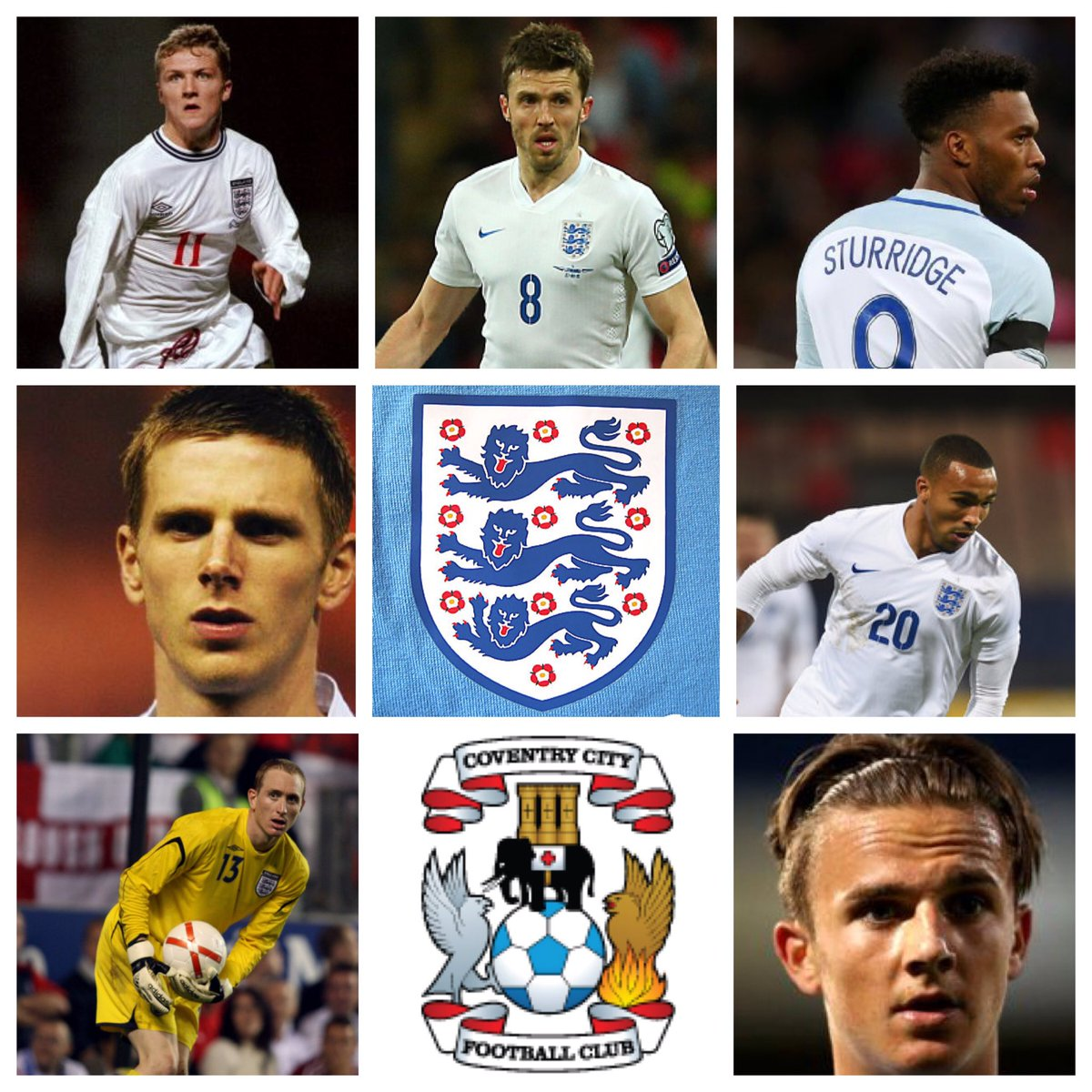 McSheffrey Wilson Carrick Sturridge Kirkland Davenport Maddison  No other words needed #pusb https://t.co/3t6rAlnFcY https://t.co/NAruJN9fQm