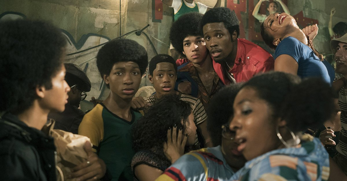 Watch @officialjaden's INSANE dance moves in 'The Get Down' trailer: https://t.co/fnarqC0oky https://t.co/jHOVMEAeIN