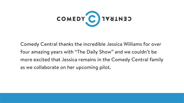Exciting stuff ahead for @msjwilly & @comedycentral! https://t.co/e3tyIBsAe6 https://t.co/BBMS4YYJBN