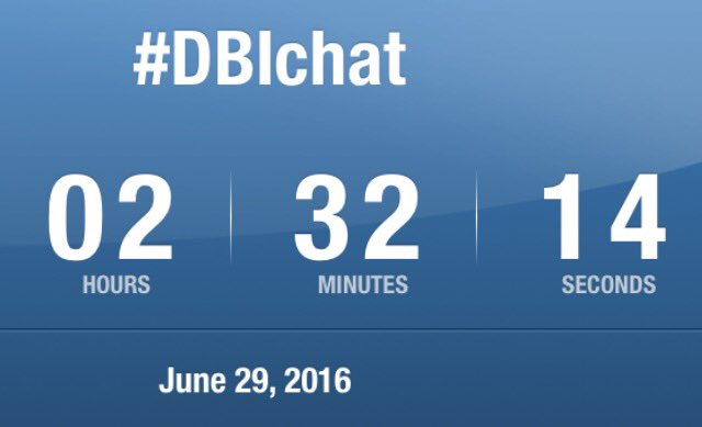 Join me on Weds from 12-1 Pacific time to chat about #EmployerBranding with @dbiweb. #DBIchat https://t.co/VK48HCUKij