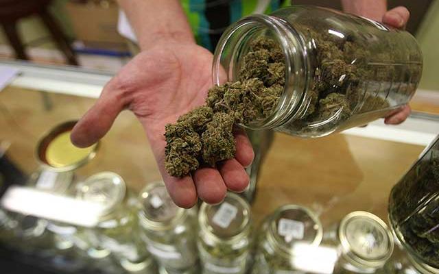 Adult Use of Marijuana Act Makes California Ballot