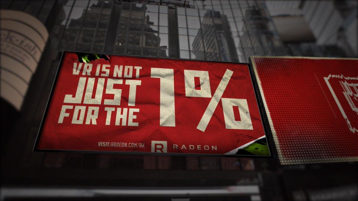 Radeon RX on Twitter: