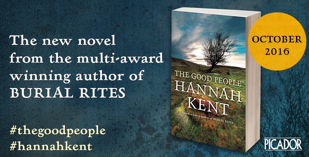 Hannah Kent On Twitter Very Excited To Reveal The Cover Of My Next