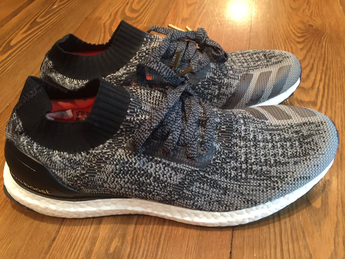 4fca24777 top quality dont recall adidas ever being this hot in us. ultra boost  uncaged hits