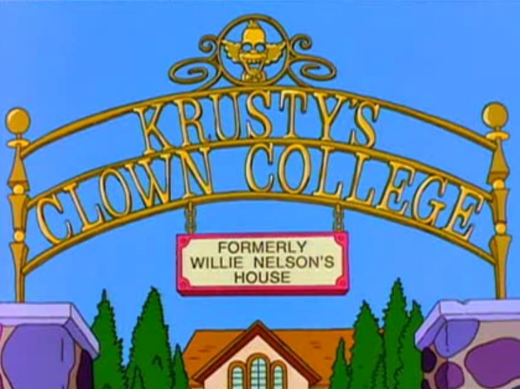 Krusty's Clown College was better organized than Trump Institute. https://t.co/76voMl7Z71 https://t.co/LHP9ynoC2S