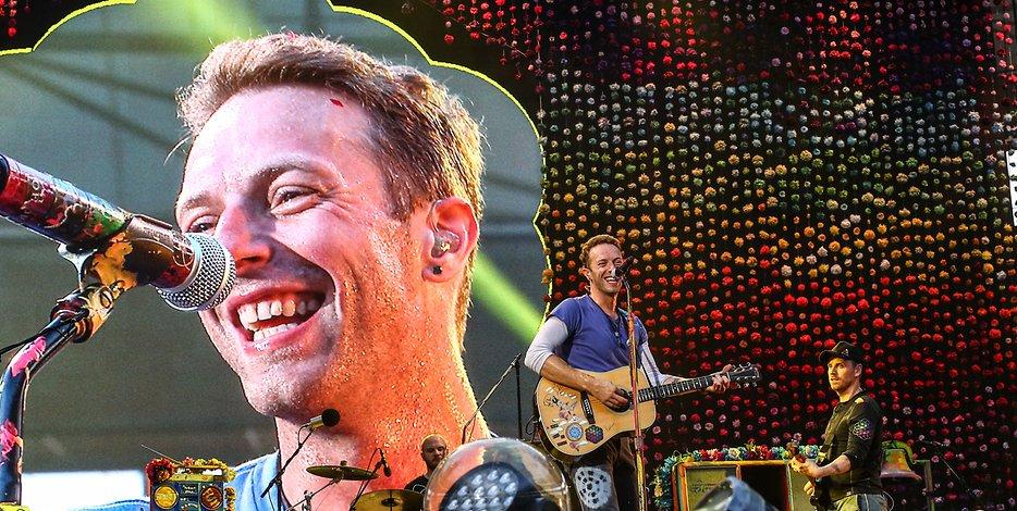 Zehntausende feiern #Coldplay im #Olympiastadion #Berlin #ColdplayBerlin #AHFODtour https://t.co/eoHvGbL8O4
