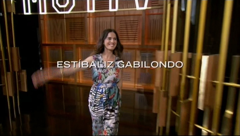 Gabilondo nackt Estíbaliz  Estíbaliz Gabilondo: