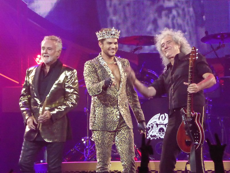 Nothing will stop Queen and Adam Lambert from Israel concert: https://t.co/TnsW166NMp via @TimesofIsrael https://t.co/R2n1x0GNsZ