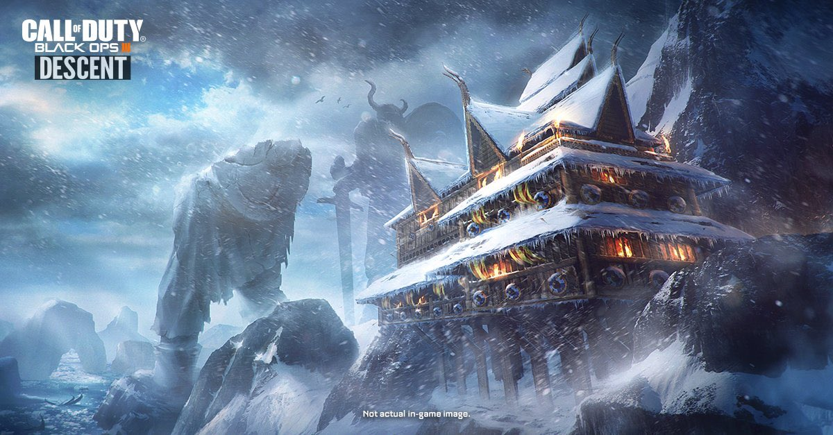 Call Of Duty News On Twitter Take The Fight To A Viking Village Frozen In Time In Bo3descent S Berserk July 12 On Ps4 Https T Co Nrdad0nwra