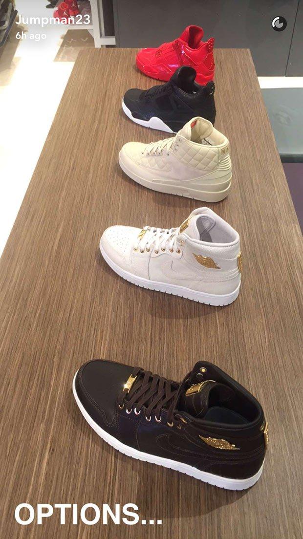 5b6b627d81f Sneaker News  SneakerNews. Pinnacle and Premium Jordans available at new  Jordan store in Dubai ...