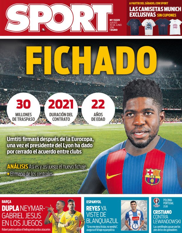 Prensa deportiva Española (Marca, As, Sport, Mundo Deportivo, Super Deporte, Estadio deportivo, etc) - Página 18 CmJvpUXWEAA1Lor