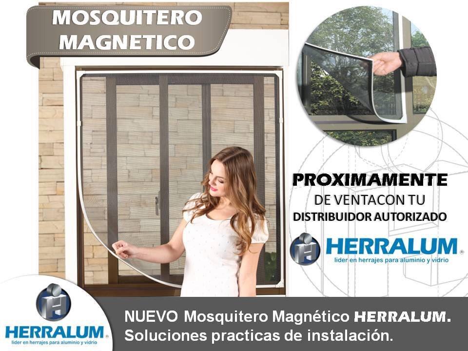 Herralum herralum twitter for Mosquitero magnetico