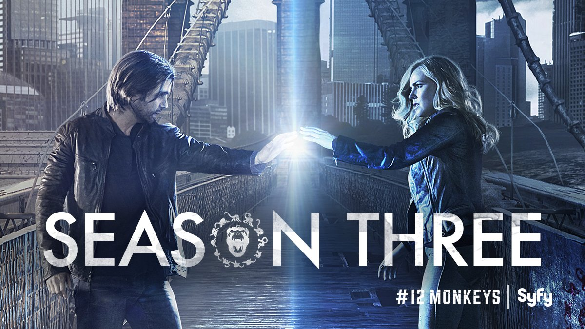 12 Monkeys Season 3