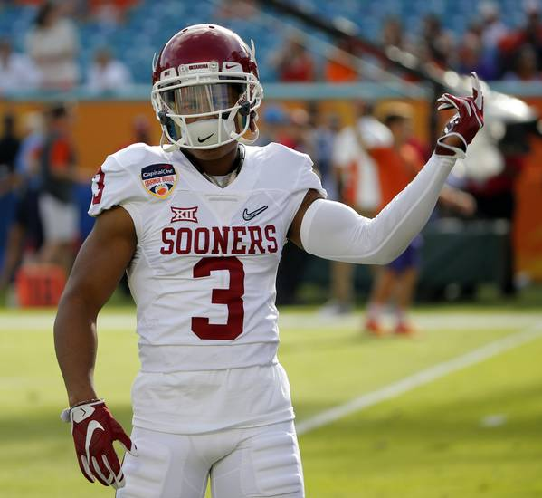 Odell Beckham Jr. predicts former #Sooners WR Sterling Shepard will win Rookie of the Year - https://t.co/rhcufphKJ0 https://t.co/gJjD1Jdlas
