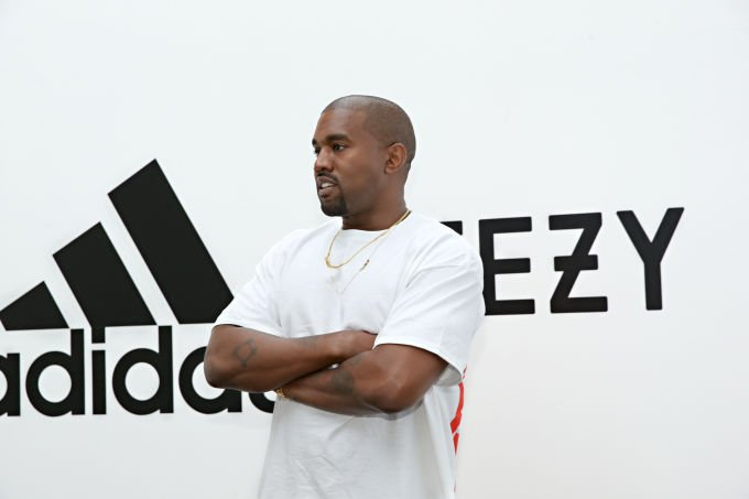 the best attitude a9133 61b47 Could kanye west be adidas' new stan smith?: - scoopnest.com