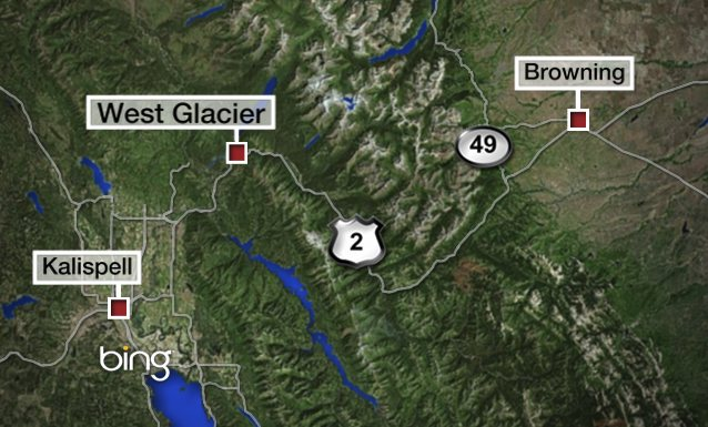 #BREAKING - 1 person killed by grizzly bear near West Glacier: https://t.co/012BbnWAgl https://t.co/sNFUPcg8vq